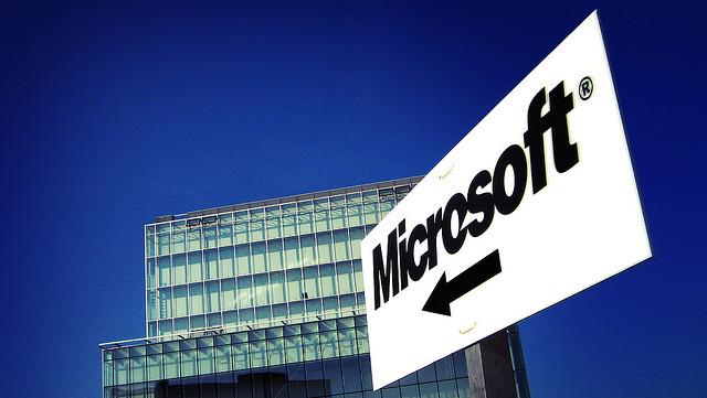 Dokąd zmierza Microsoft? / fot.: Nils Geylen/CC/Flickr.com