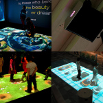 podłogi interaktywne