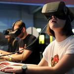 Oculus Rift; fot.: Bago Games / flickr.com / CC-BY-2.0