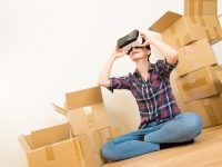 fot. VR to nie tylko gry. Co jeszcze oferuje nam wirtualna rzeczywistość?