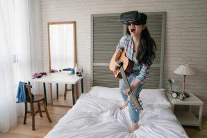 Dlaczego VR może być szansą rozwoju dla rynku muzycznego?